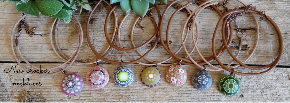 Pikart Chocker Necklaces