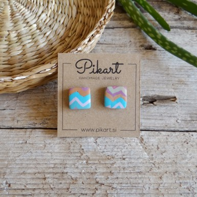 Tribal Stud Earrings