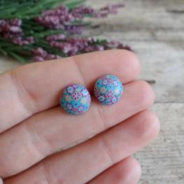 Turquoise Earrings - Cutest Stud Earrings
